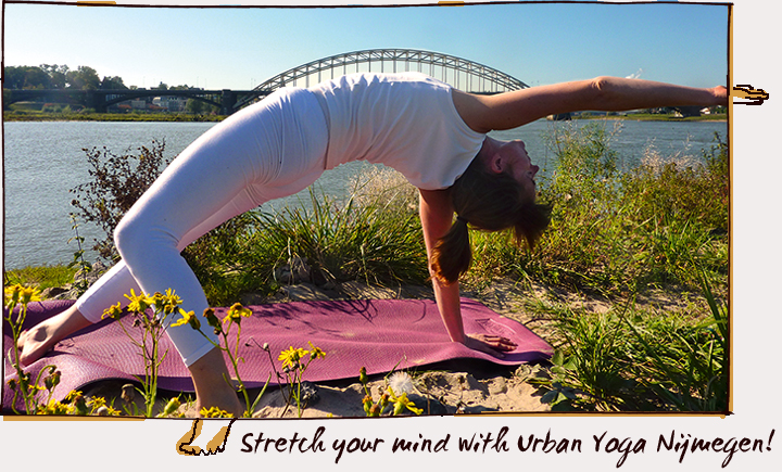 Stretch your mind with Urban Yoga Nijmegen!
